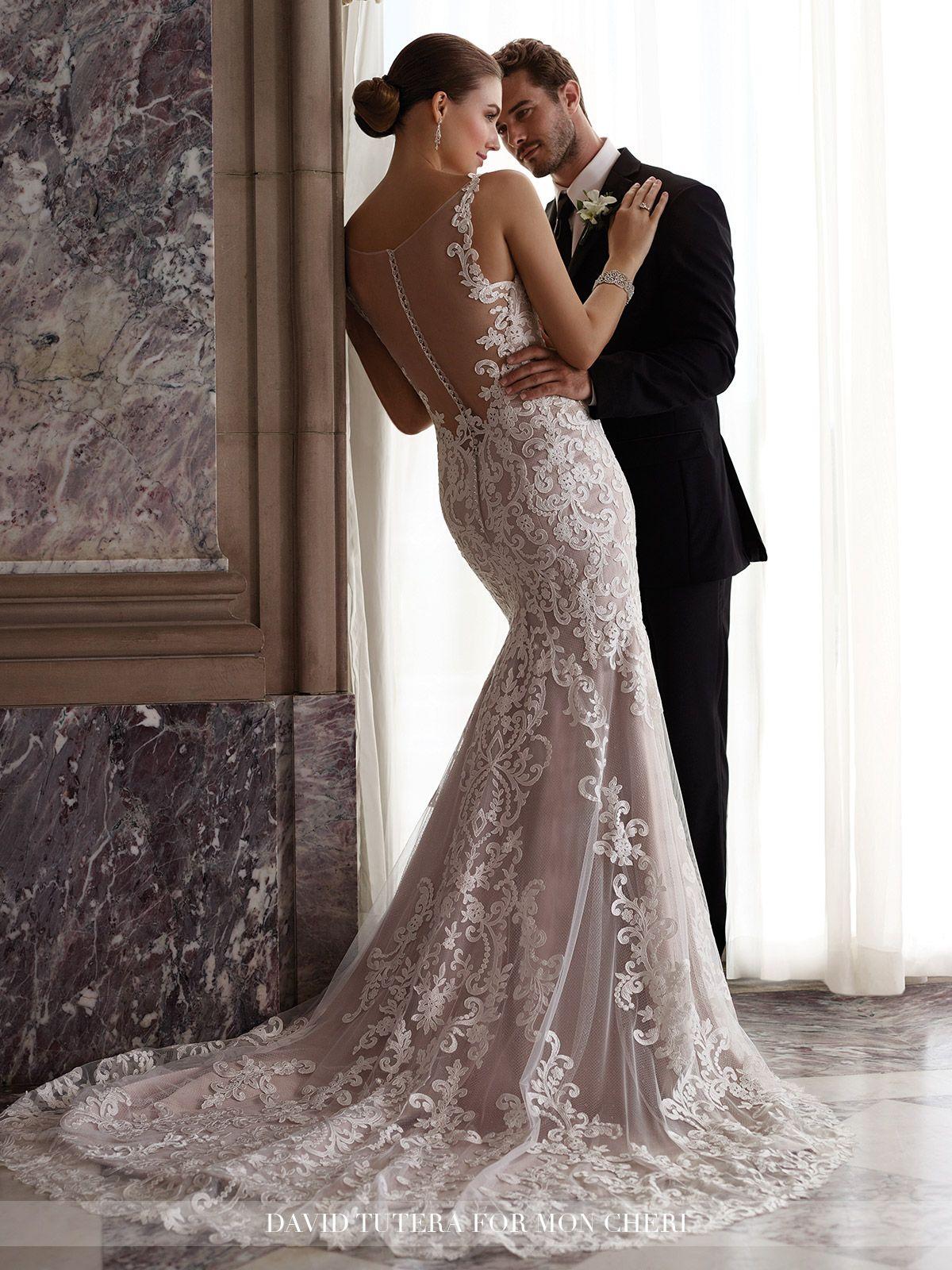 David Tutera Wedding Dresses [Amber] At Best Bridal Prices