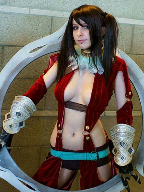 Sexiest comic con costumes