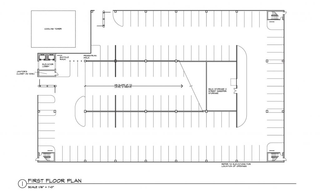 Parking Garage Design Layout Parking On Pinterest Parking Lot