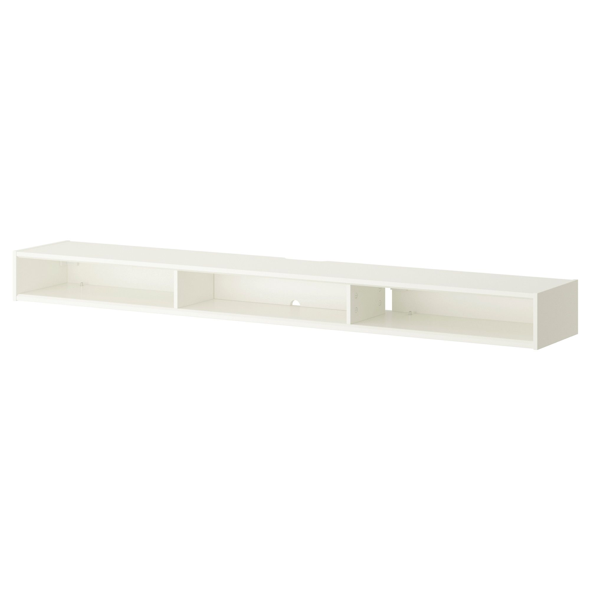 RamsÄtra Media Shelf Ikea Another Option Tv Will Need To Be Wall