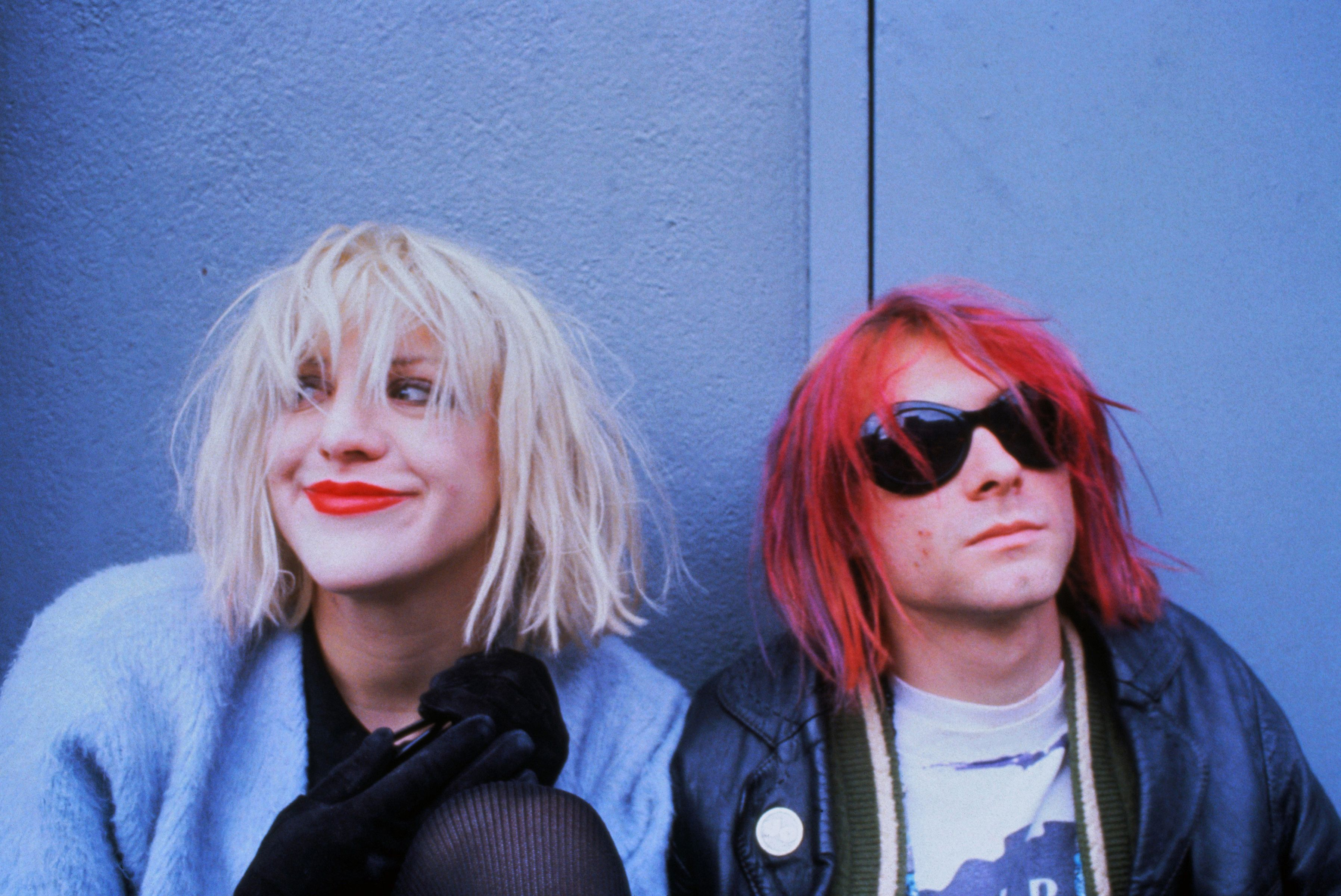 Here are the intimate details Courtney Love shares about Kurt Cobain in 'Montage of Heck'