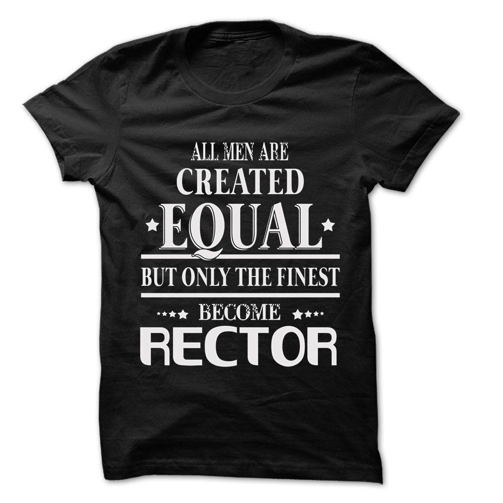(Tshirt Popular) Men Are Rector Rock Time 999 Cool Job Shirt [Tshirt Facebook]…