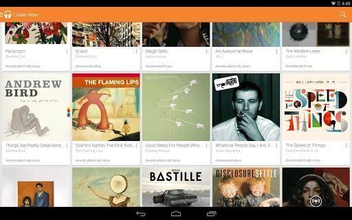 Google Play Music atinge os 500 milhões de downloads
