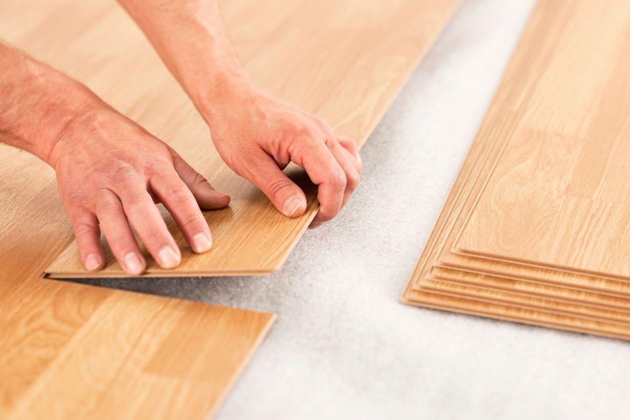 Underlayment For Vinyl Plank Floor In 2020 Installing Vinyl Plank Flooring Laminate Installation Wood Laminate Flooring