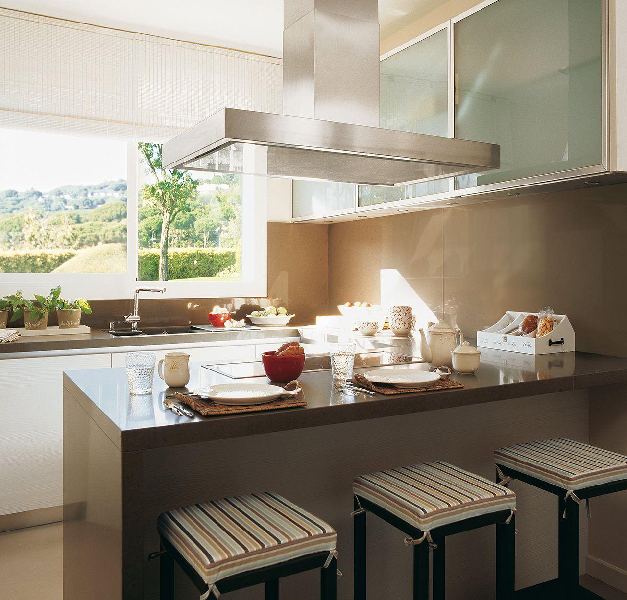 Una encimera con doble función | Diseño de cocina, Dobles y Cocinas