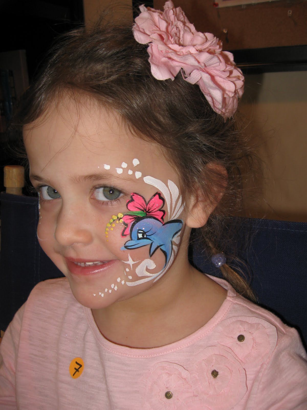 easy face painting designs | Face Fiesta Blog: Creative ...