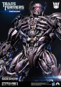 Transformers Shockwave Statue by Prime 1 Studio | Sideshow Collectibles