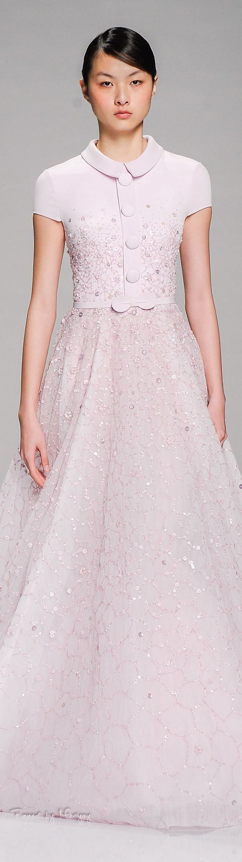 Short western style wedding dresses  Georges Hobeika Springsummer   Couture  Haute CoutureFashion