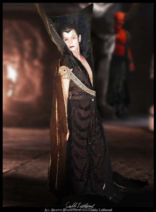 Dark Lily Legend Gabby Leithsceal Costumes Costume Makeup