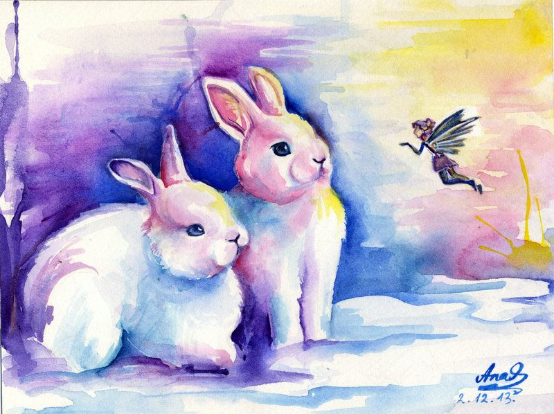 Bunnieeeees