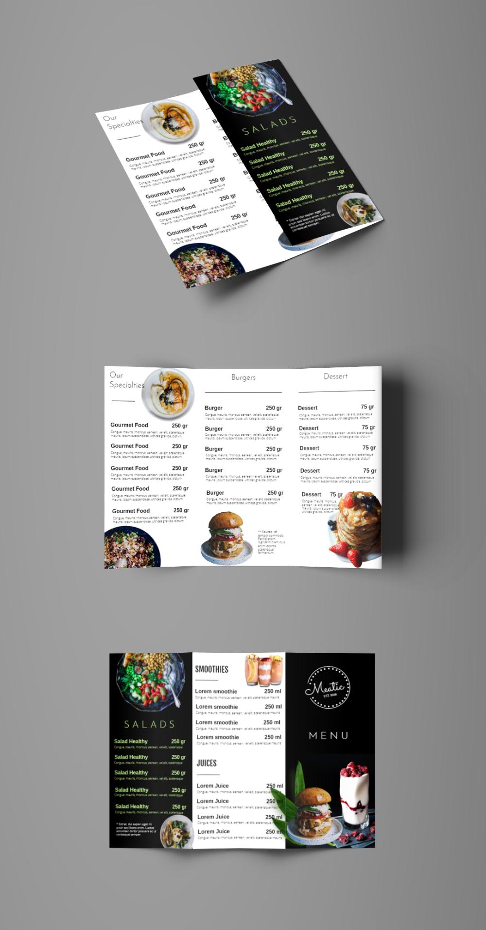 Elegant Take Out Menu Google Search Menu Design Menu Book Menu Design Template