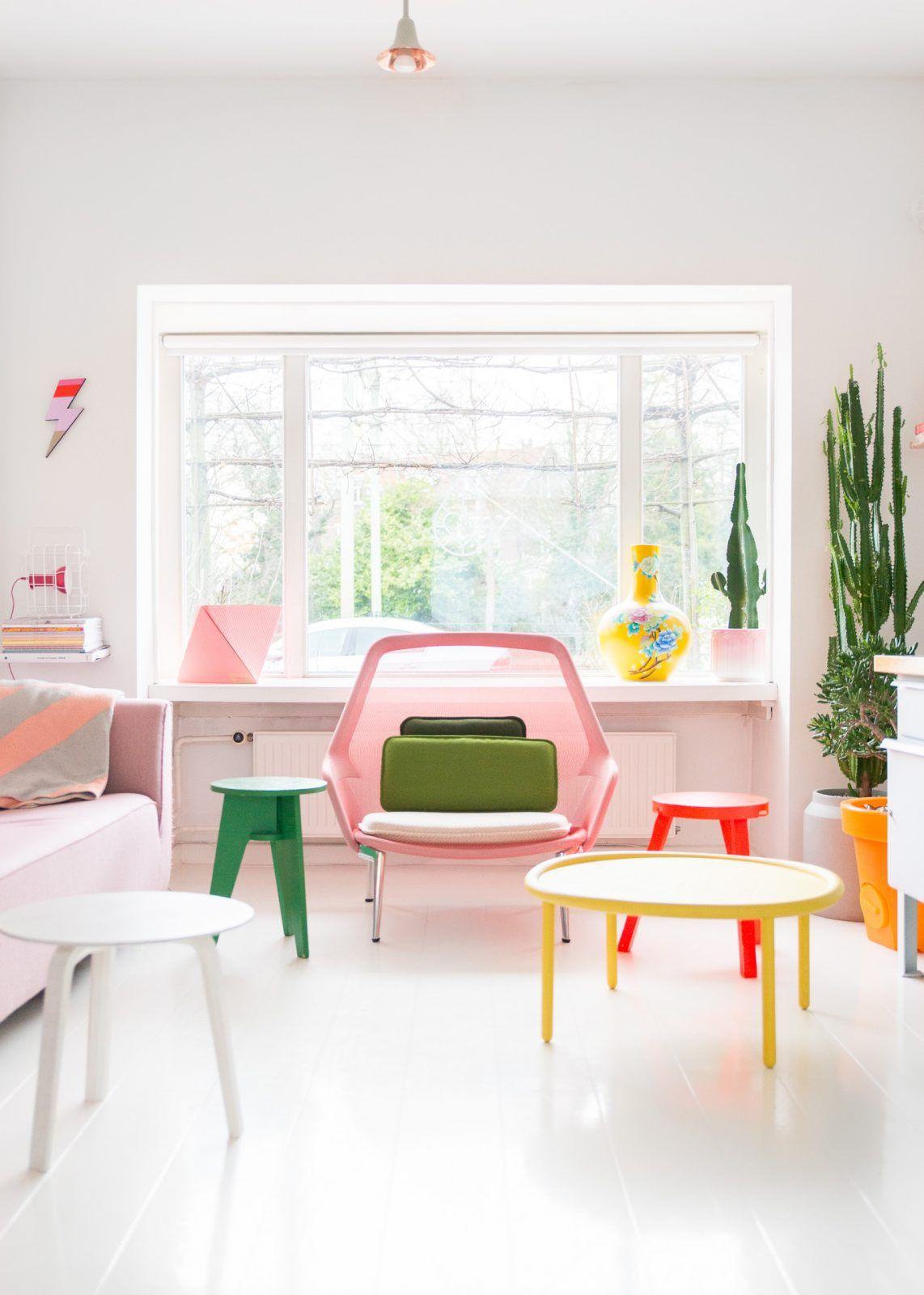 Vitra Slow Chair | Interiors, Room and Living spaces