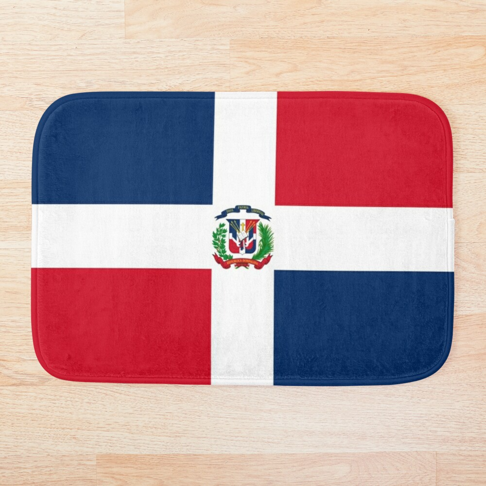 Dominican Republic Flag Republica Dominicana Flag Dominican Republic Gifts By Gracetee Redbubble In 2021 Republic Flag Dominican Republic Flag Dominicana Flag