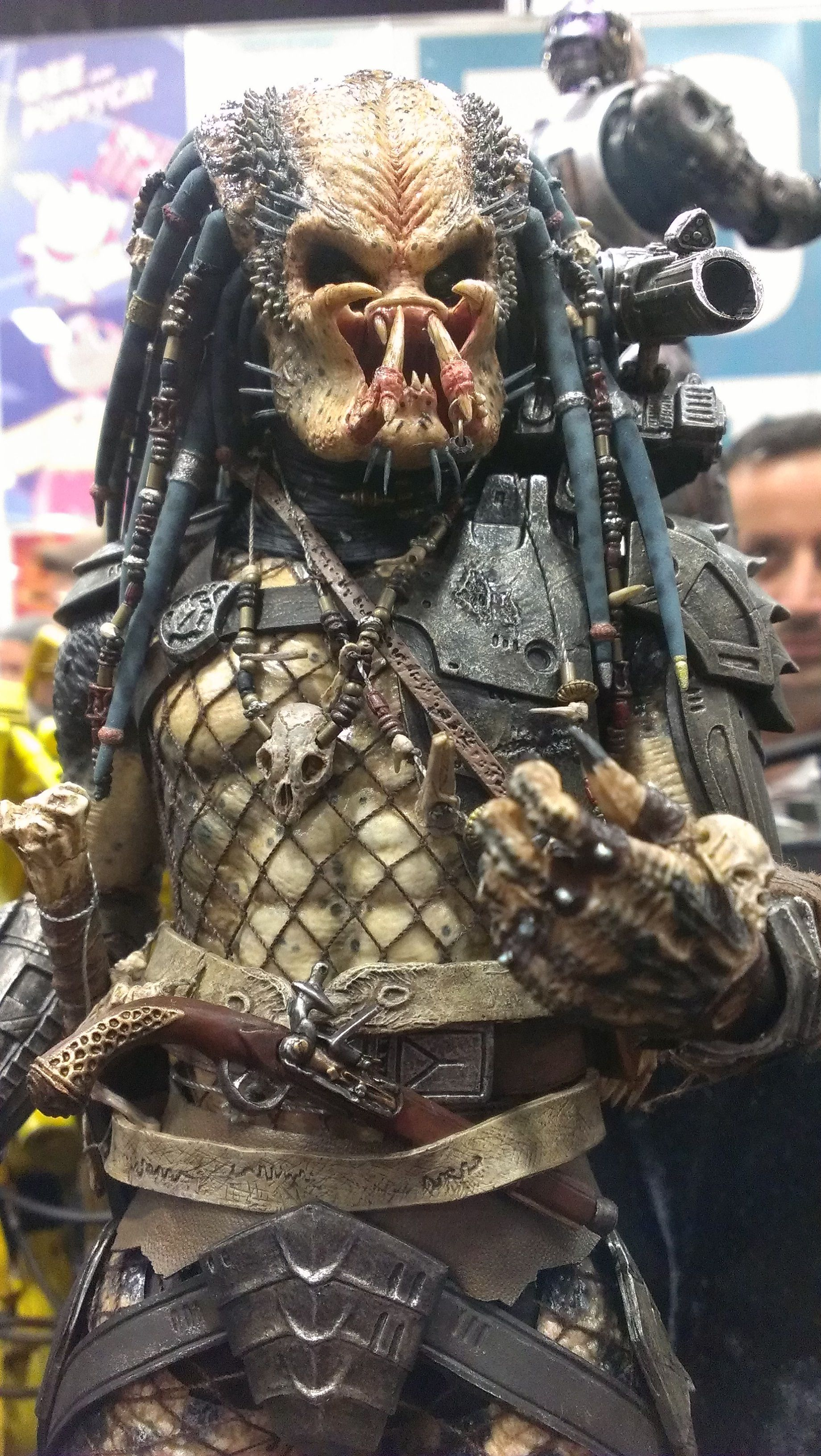 Another Predator figure - Sideshow Collectibles - San Diego Comic-Con 2014