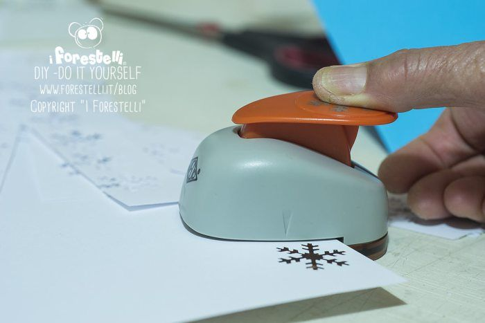 Fiocchi Di Neve Di Carta Da Ritagliare Tutorial : Cristalli di ghiaccio di carta d tutorial diy decorazioni