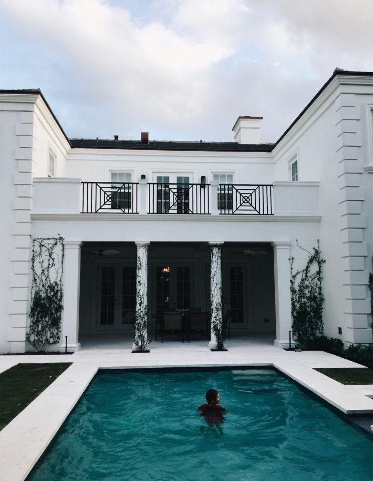 49 Most Popular Modern Dream House Exterior Design Ideas 3: Modern Farmhouse Exterior, House, Dream House Exterior