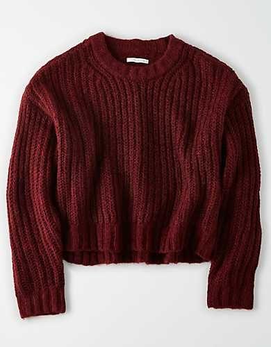 AE Cozy Crew Neck Sweater