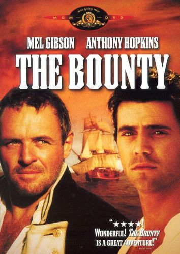 The Bounty Dvd 1984 Mel Gibson 1984 Movie Movies Online