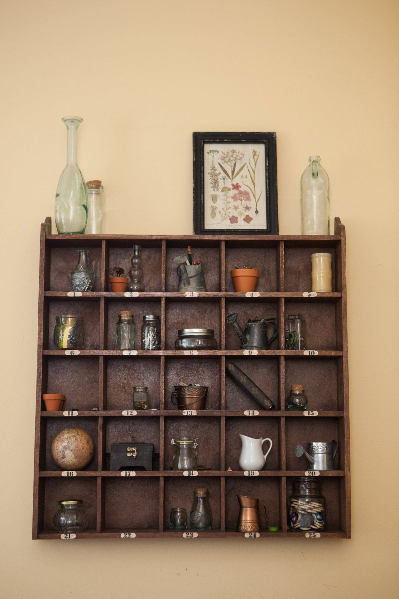 Emily And Kai S Thoughtful And Stunning Seattle Home Knick Knack Shelf Gothic Home Decor Crystal Shelves