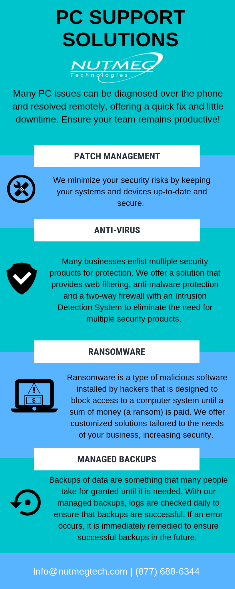 Pc Support Solutions In 2020 Pc Support Supportive Security Tips