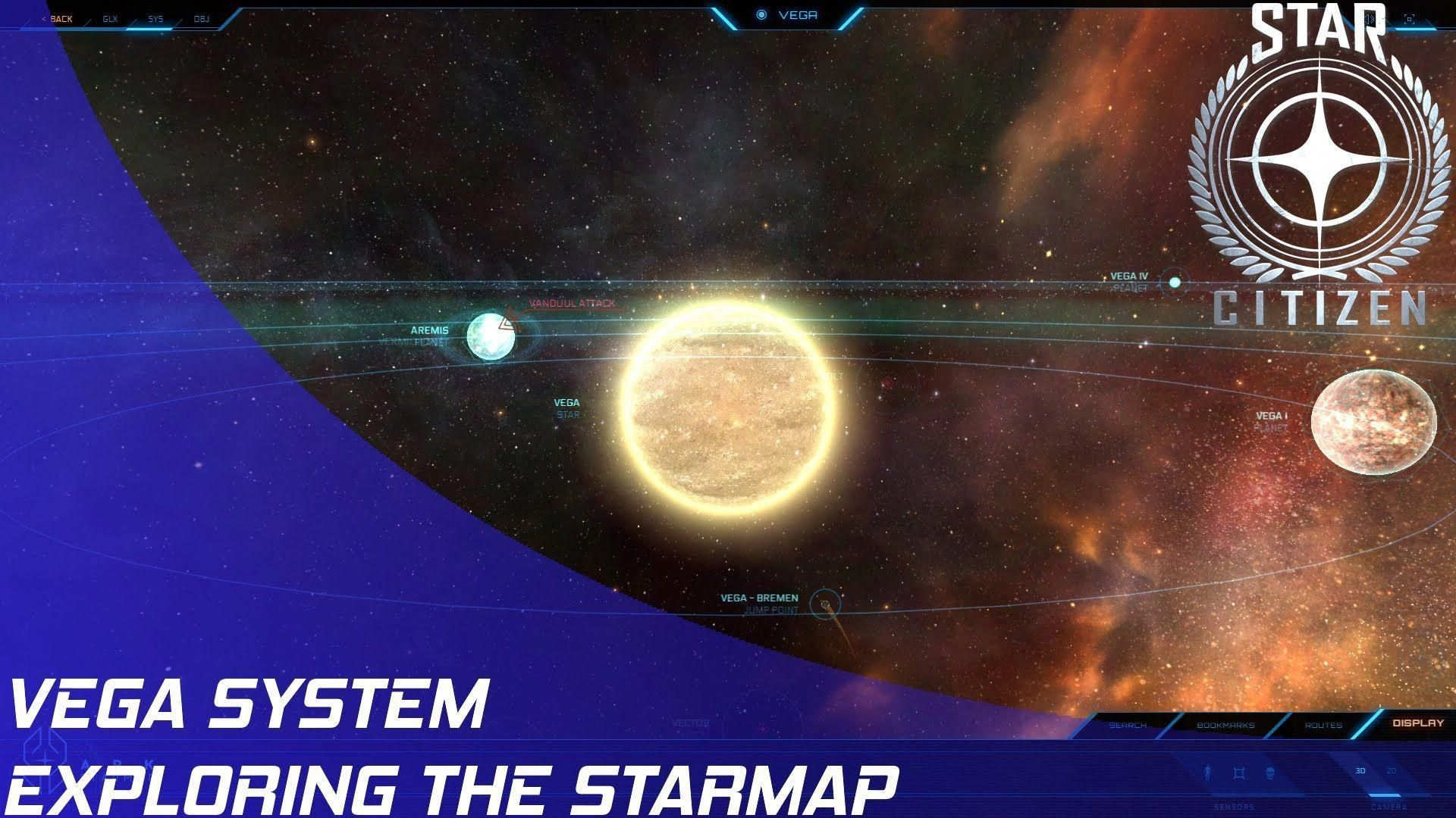 Star Citizen Starmap Vega System Starcitizenships Star Citizen
