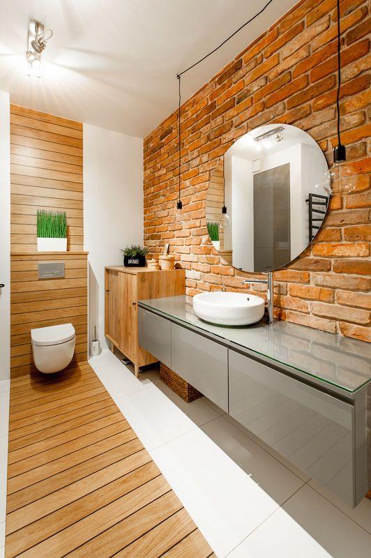 Eklektyczne Mieszkanie Pod Warszawa Unique Bathroom Diy Bathroom Storage Rustic Bathroom Vanities