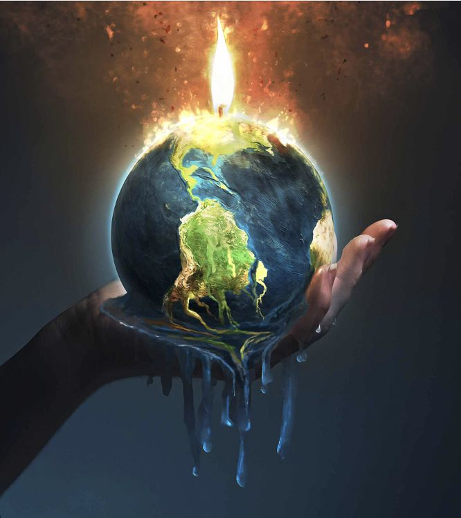 Humans were put here on earth to take care of earth. Instead we are destroying earth. We need to do our job right. Spread the word by sharing. A little love can make a big difference.