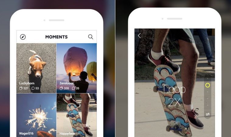 #Vídeos #apps Nueva app de LINE para crear videos en slow motion, agregar filtros y más