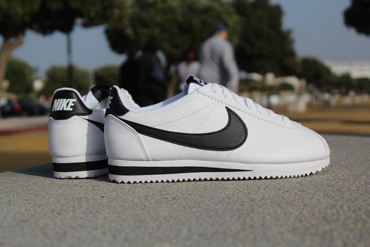 big sale f6e73 c65f6 Nike Cortez Leather