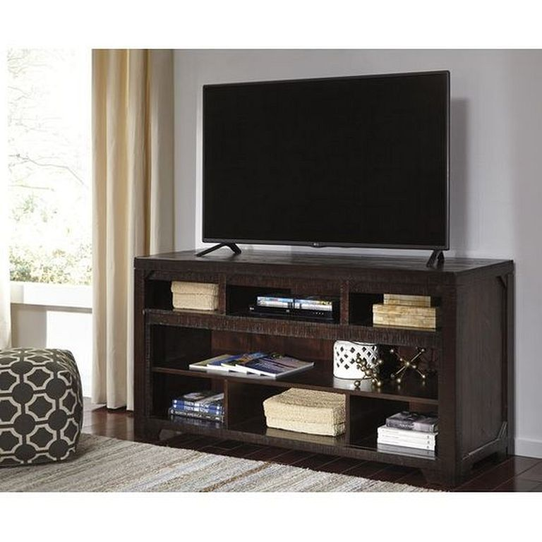 20 Latest Reclaimed Wood Tv Stand Design Ideas Large Tv