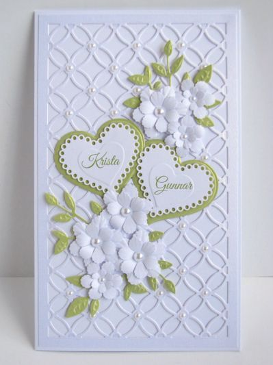 Hochzeitskarte | Meine Karten Kartons