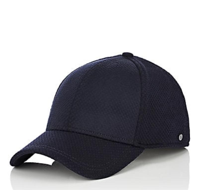 Casquette De Baseball De Coton Pour Hommes Barneys New York IVe36fARX