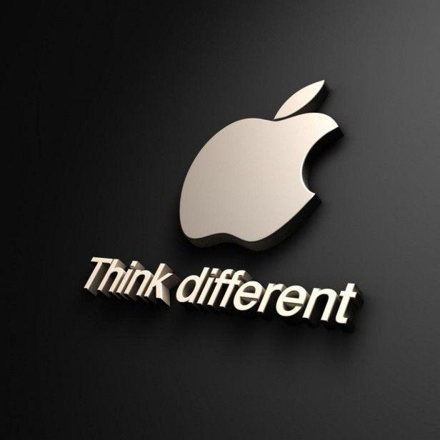 Think Different Ipad Wallpaper Apple Logo Wallpaper Apple Wallpaper Apple Logo