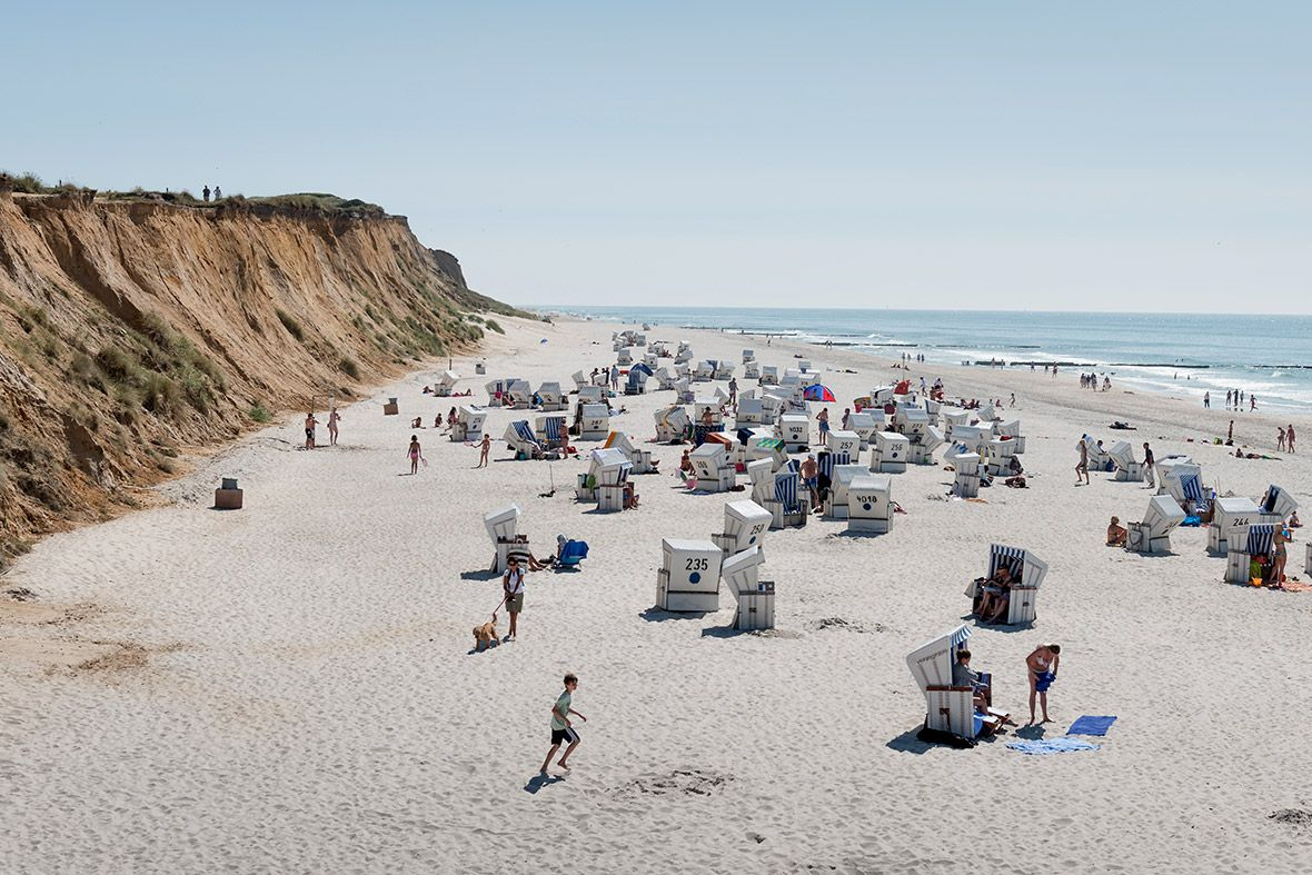 10 Kampen Beach On The Island Sylt Northern Germany Top 10