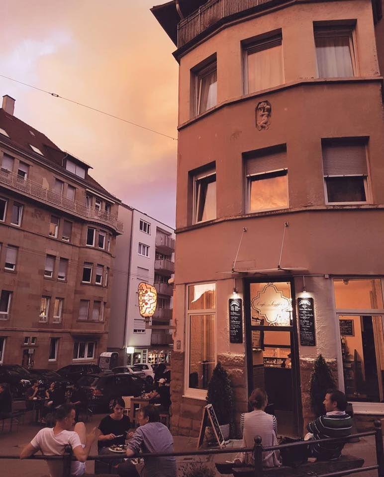 Pin on Bars & Cafes in Stuttgart