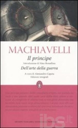 #Il principe-dell'arte della guerra. ediz. editore Newton compton  ad Euro 5.10 in #Newton compton #Libri letteratura storia
