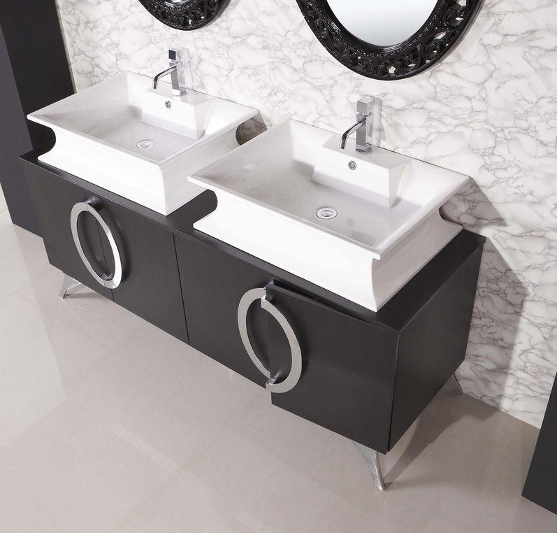 Marvellous Design Ideas Of Unique Bathroom Sink With Rectangle