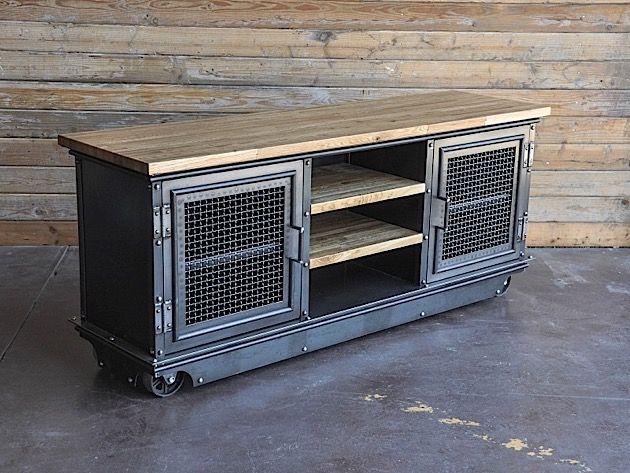 Großartige Möbel im Industrial Style | KlonBlog | Entertainment ...