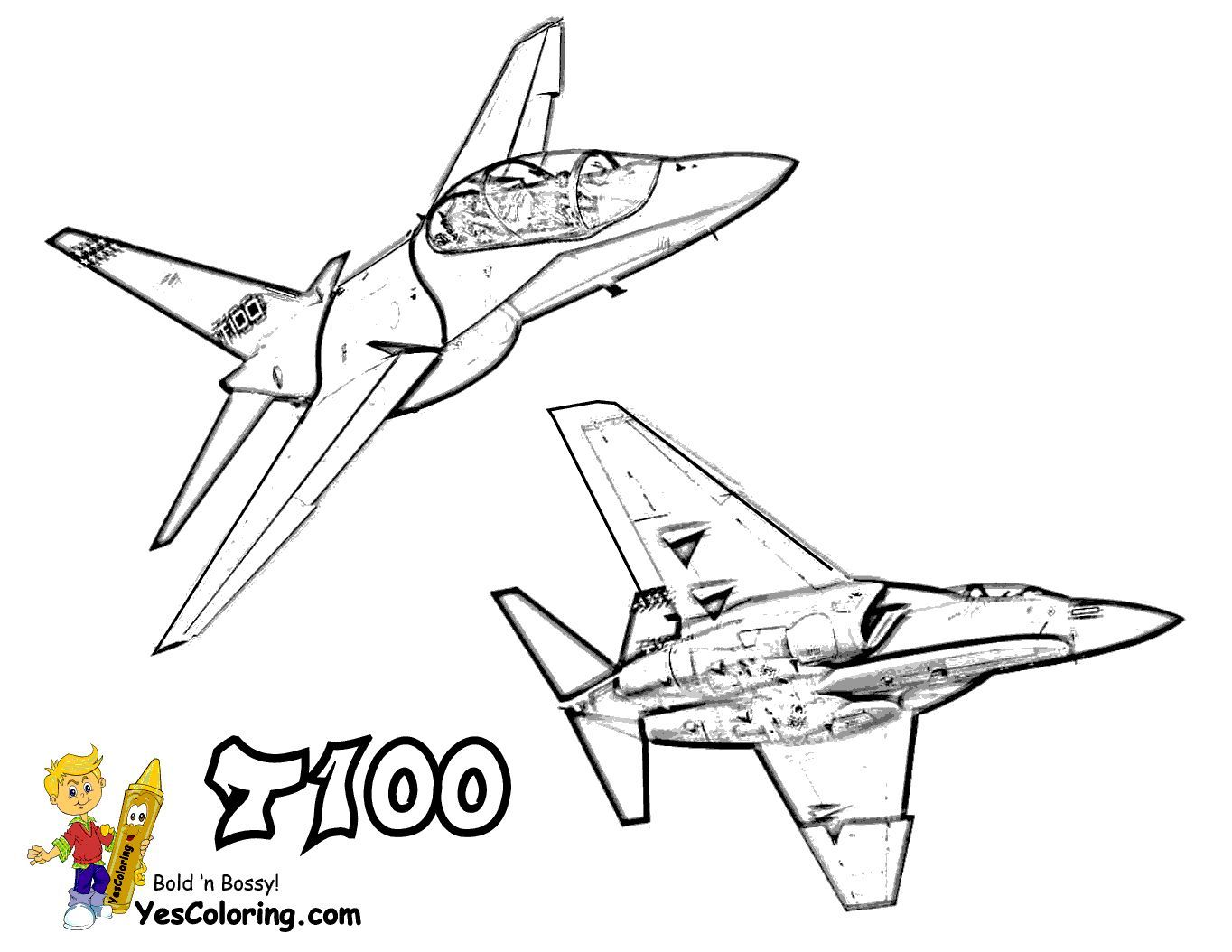 Super Mach Airplane Coloring Pages Airplane coloring