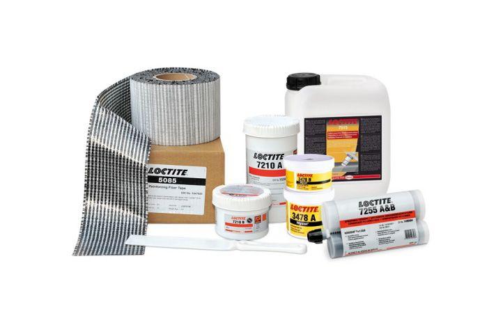Sistema de Reparación con Composites Loctite para tuberías y recipientes certificado por DNV GL