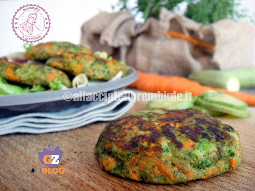 le polpette zucchine e carote possono essere un antipasto, un contorno o un secondo sfizioso vegetariano e faranno adorare le verdure anche ai bambini