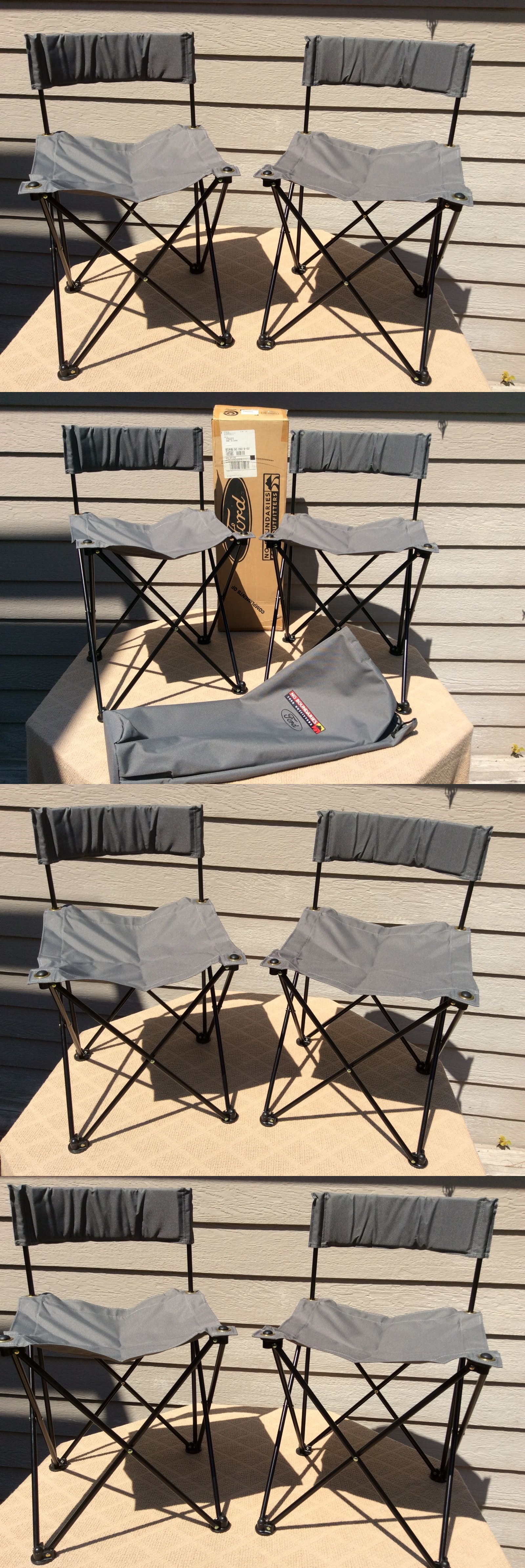 Camping Furniture Ford Outfitters Explorer 2 Folding Chairs