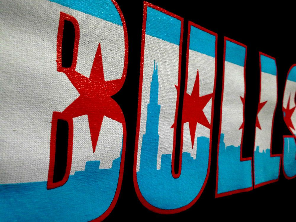 Chicago Sports Bulls Fan Shirt Tshirt Bull Rose Chicago Skyline Chicago Flag Chicago Flag Fan Shirts Chicago Skyline