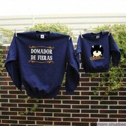 Camisetas padre hijo  39b1f67801a17