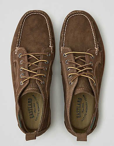 52de0b360a Eastland Seneca Canvas Chukka Boot