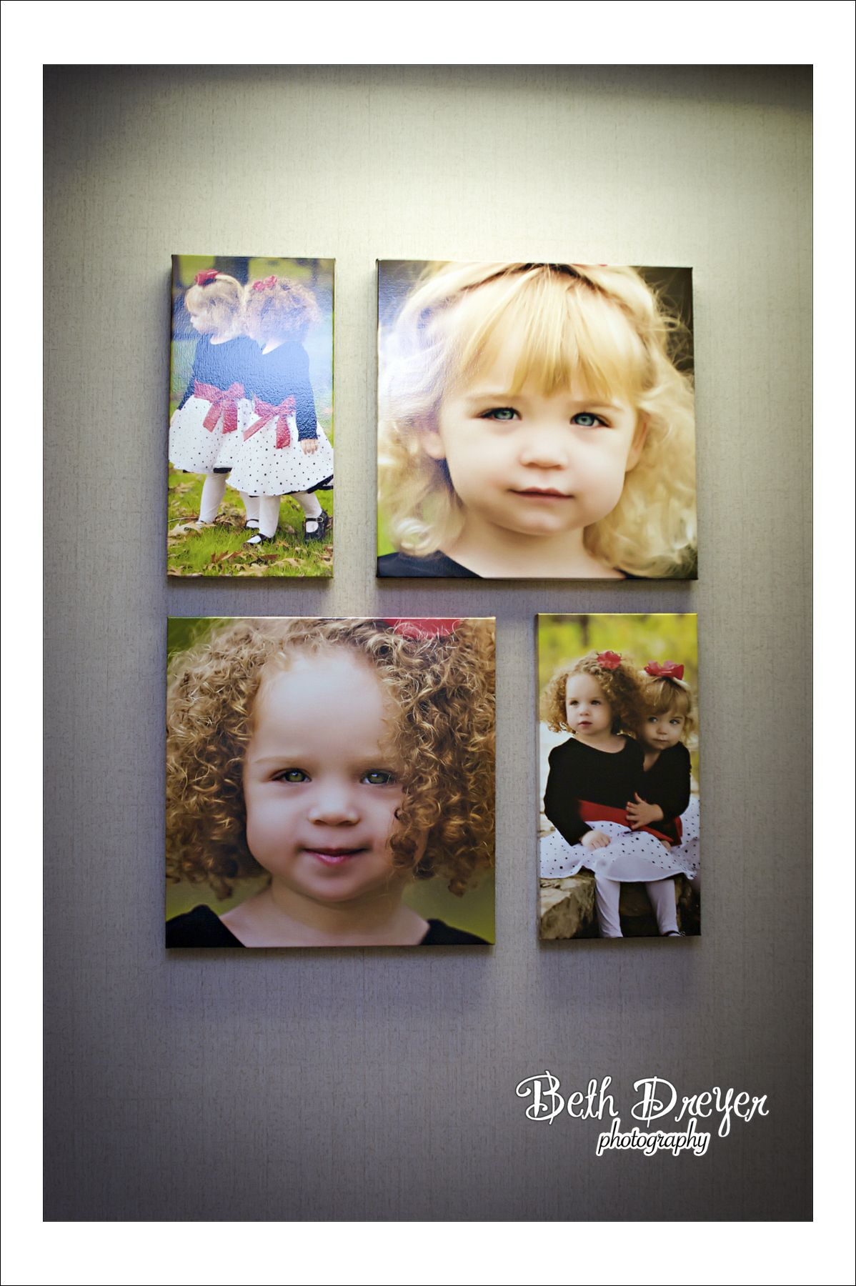 Gallery Wrap Canvas Display | Pinterest | Deko
