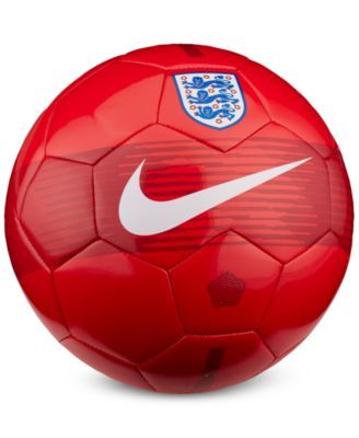208df24691d Nike England Soccer Ball - Red 5