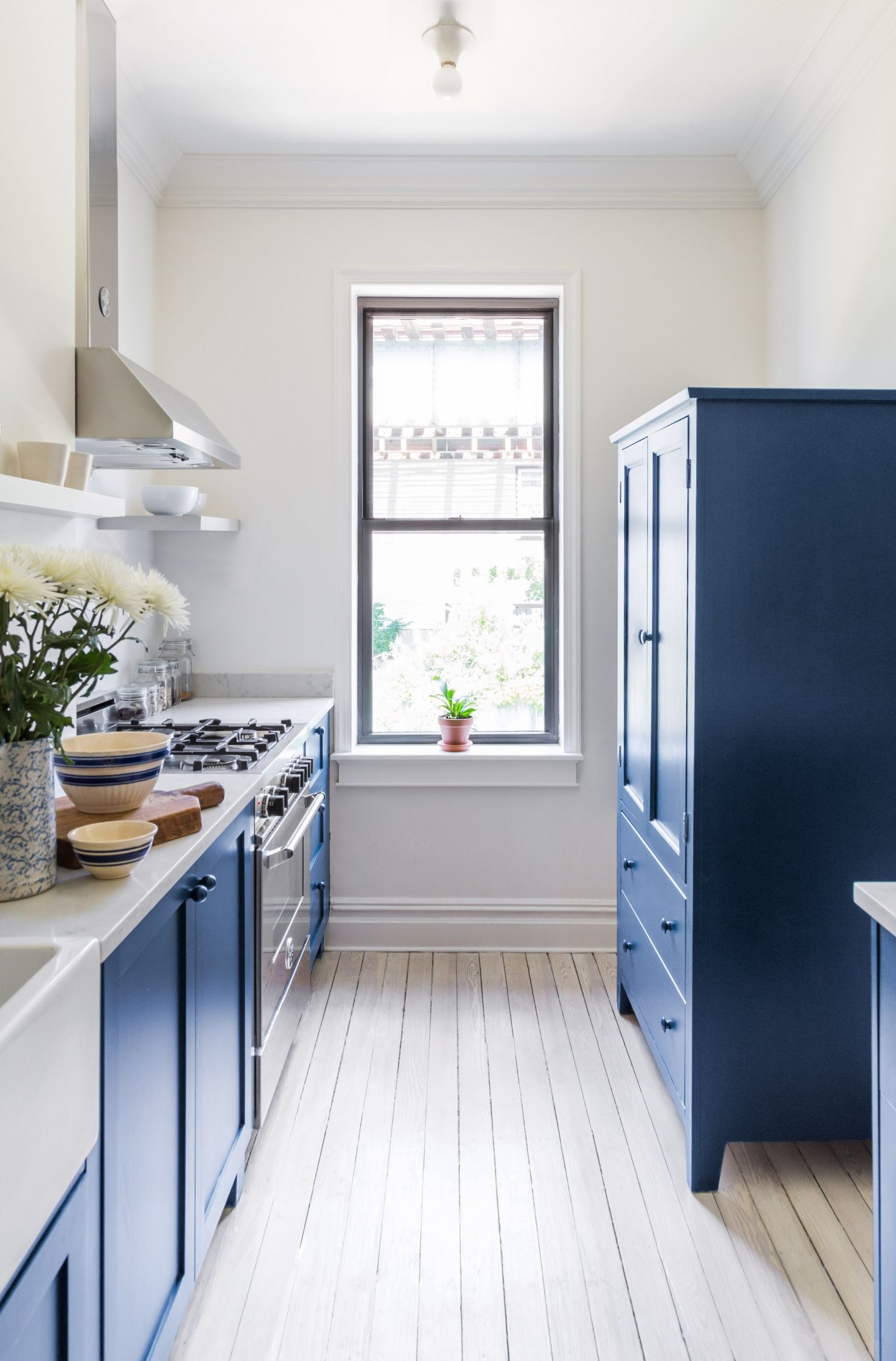Before and After: A Buzzfeed Founder's Renovated Rowhouse