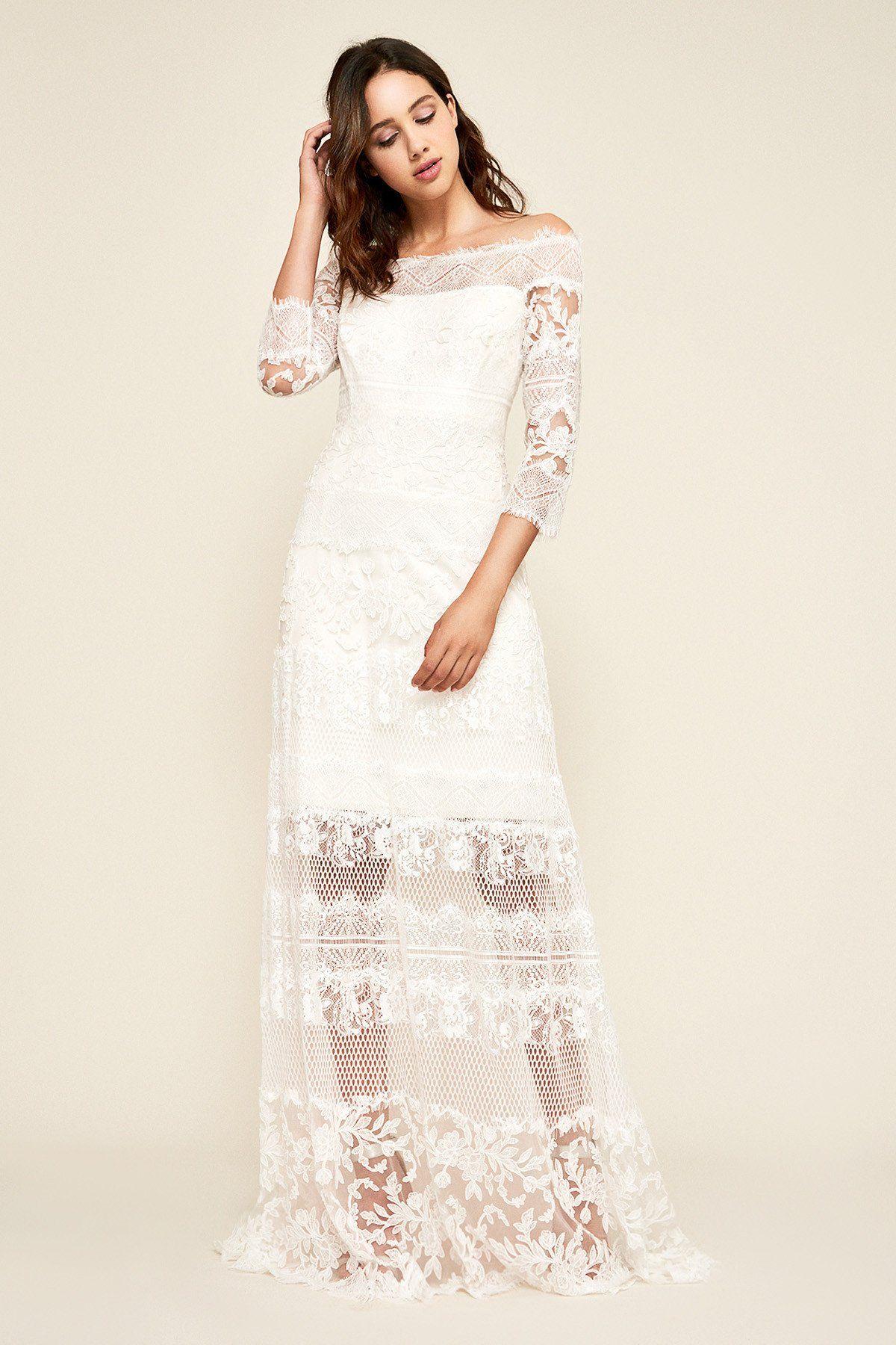 Tadashi Shoji Lace Off Shoulder Sheath Dress Plus Size Lace Dress Evening Dress Fashion Dresses [ 1800 x 1200 Pixel ]