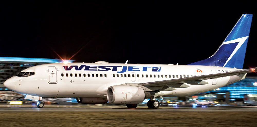 Westjet Airlines Is That The Inexpensive Airlines Within The North